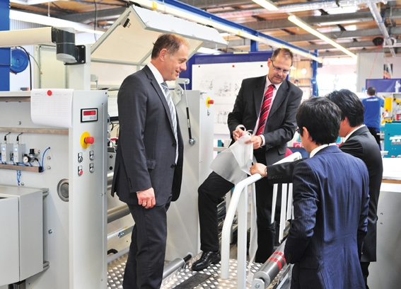 High-tech from Remscheid in demand worldwide